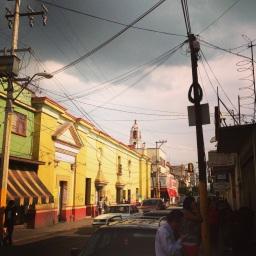 Texcoco Street