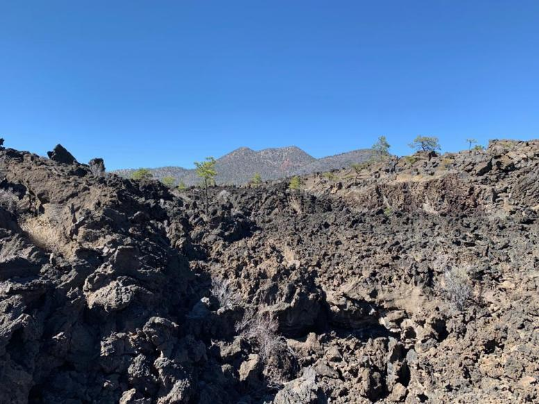 More Sunset Crater! I mean, we know I love volcano stuff.