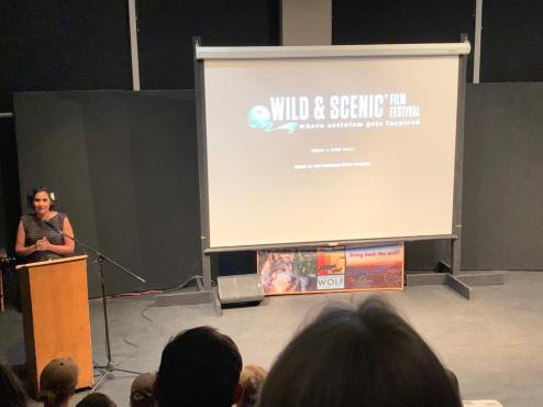 Wild and Scenic Film Festival in Flagasff